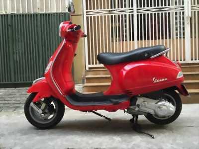 Vespa LX 125 Đỏ sần thời trang biển 29D2-202.55 huyện tương chương