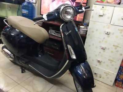 Mình cần bán xe Vespa Primavera 125 3vie, màu xanh, chính chủ, BSTP