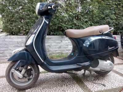 Vespa Primavera 3vie xanh tím đăng ký 2015 chính chủ
