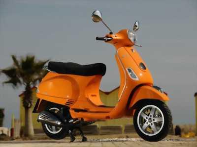 Piaggio Vespa LX 125ie màu cam 2012 c/chủ