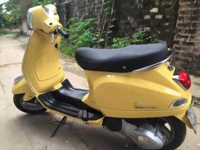 Piaggio Vespa lx 3vie màu vàng biển HN