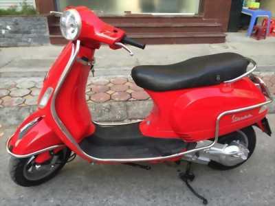 Bán xe Piaggio Vespa LX ie màu đỏ đời cao chính chủ