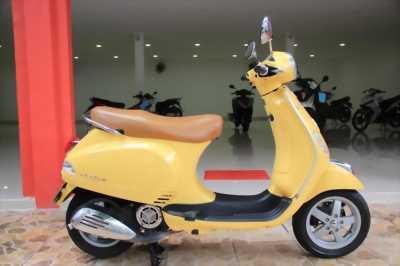 Vespa Lx màu vàng đăng kí 212 chính chủ