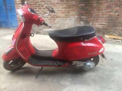 Bán xe vespa S125 đỏ