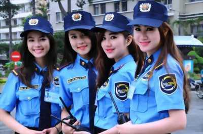Tuyển 15 Nam/Nữ bảo vệ làm việc tại TP.HCM, Bình Dương