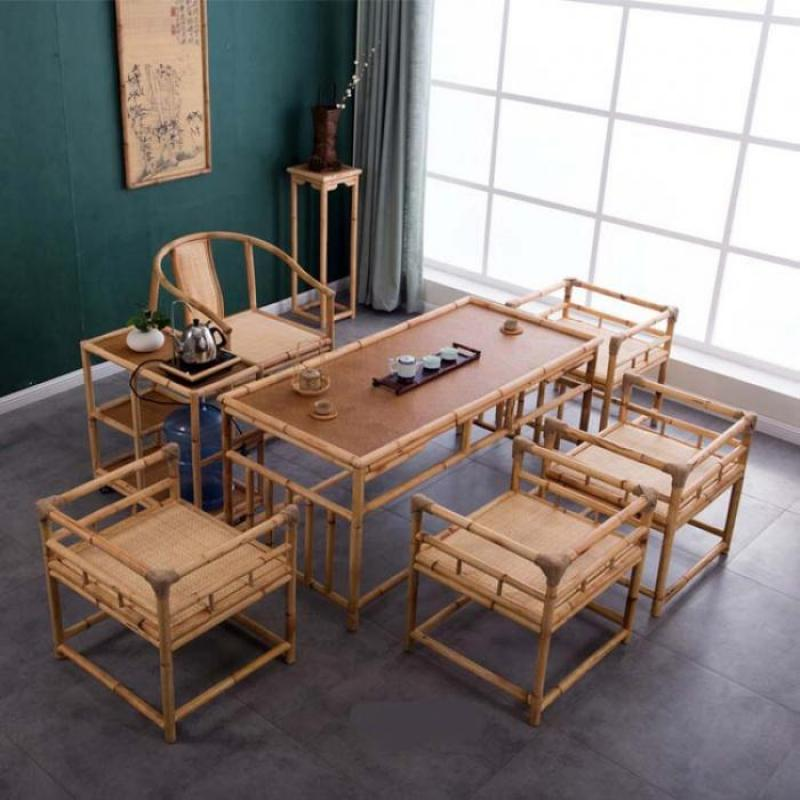 Nhân viên quản lý chất lượng Bàn ghế đan