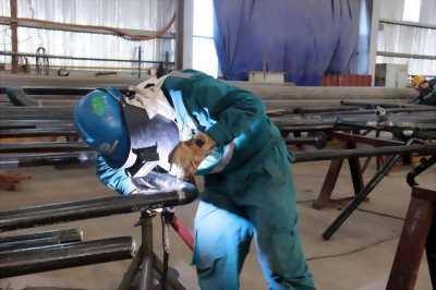 Công việc thợ hàn