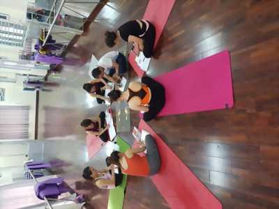 sunlight yoga tuyển dụng nhân viên lễ tân