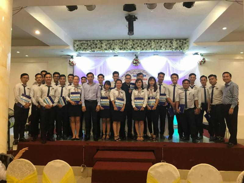 Cty cổ phần Tập Đoàn Đất Nam tuyển nhân viên