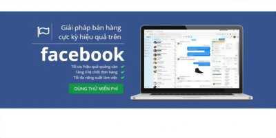 Phần mềm quản lí facebook