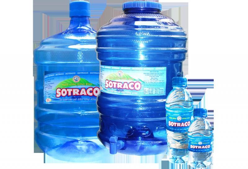 Cần tuyển 05 nam sản xuất nước uống đóng bình