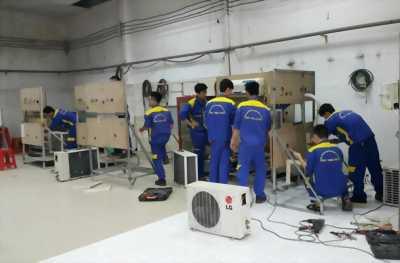 Đào tạo nghề điện lạnh