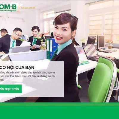 Tuyển 05 nhân viên tư vấn tín dụng COM _B