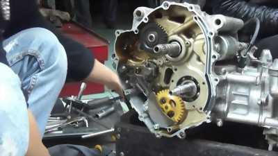 Cần tuyển thợ xe máy