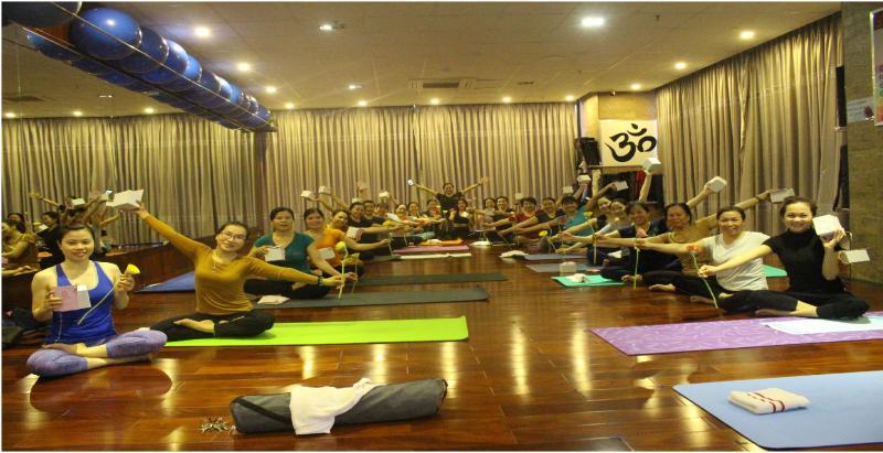 Cty Yoga và thiền Trái Tim Vàng Bình Dương tuyển dụng fulltime vị trí nhân viên lễ tân