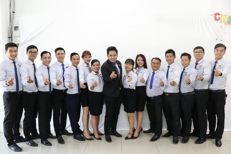 Tuyển NV Bất Động Sản lương 11tr/ tháng