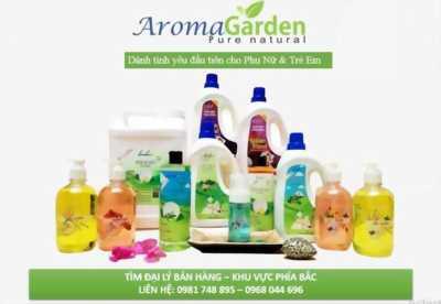 Aroma Garden tìm đại lý, ctv phân phối các sản phẩm tinh dầu thiên nhiên (toàn quốc)