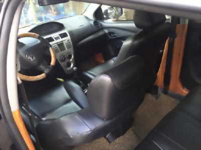 Bán ngay xe Toyota Vios E màu đen, biển tư nhân giá cực ưu đãi
