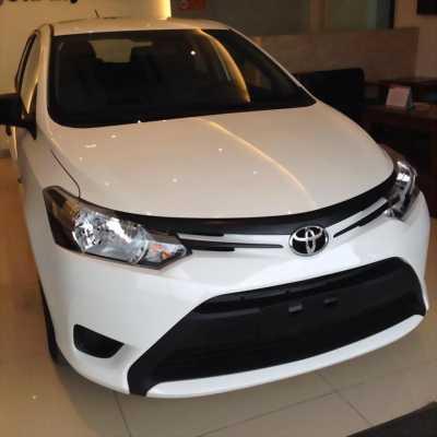 Toyota Vios 2018 Số sàn