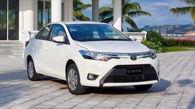 Toyota Vios 2017 Tự động.