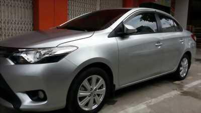Bán Toyota Vios G 2016 màu bạc tự động xe rất đẹp.Xe mình ít đi,