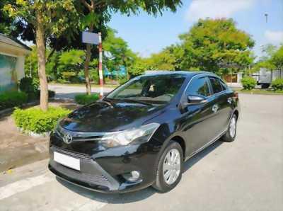 Cần bán gấp xe Toyota Vios đời 2015 bản G số tự động full option