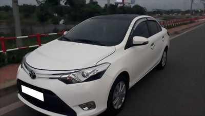 Cần bán gấp Toyota Vios 2017 bản G . Xe số tự động