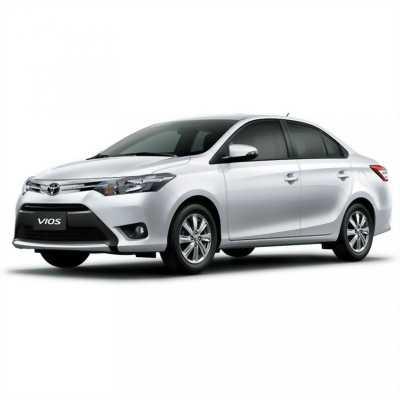 Toyota Vios 1.5E MT - Giao ngay tháng 5