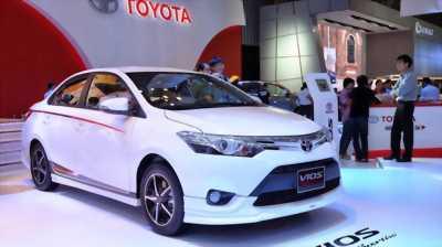 Toyota Vios 2015 Số sàn