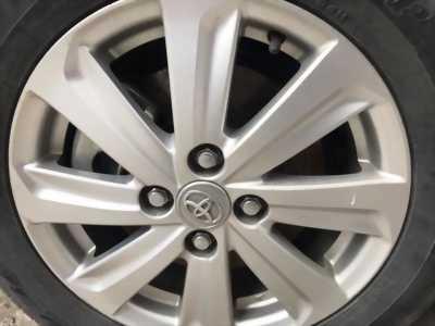Bán Toyota Vios G 2016 tự động màu Bạc xe đẹp như mới.