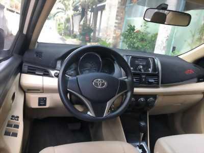 Bán Toyota Vios 2018 số tự động màu trắng biển tp Xe nhà .