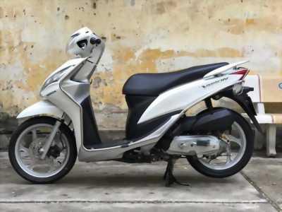 Honda Vision màu trắng 2O13 chính chủ nữ sử dụng