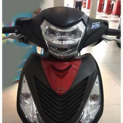 Honda Vision biển Dak Lak