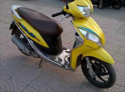 Honda Vision vàng 2013 biển HN chính chủ Cầu Giấy