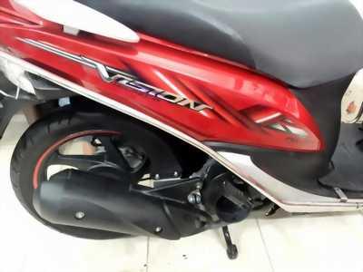 Bán phá giá Honda Vision RED 2012 ga nhẹ máy ngon giá lại siêu rẻ