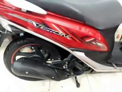Honda VISION 2013 red deal đẹp giá rẻ như bèo fix cho khách dễ thương