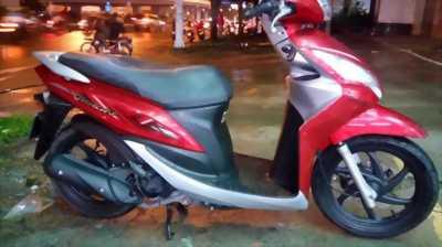 Honda Vision fi 2013 đen đỏ chính chủ sử dụng