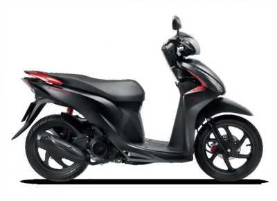 Honda Vision fi dk 2013 đen đỏ chính chủ sử dụng