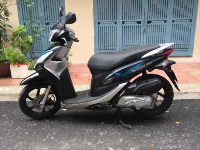 Honda Vision Fi màu đen đăng kí 2013 Chính chủ