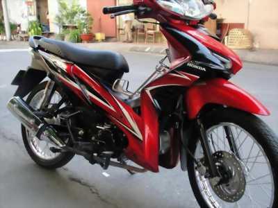 Honda wave rsx 110cc, biển 63.