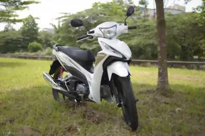 Mình cần bán xe Honda Wave RSX Fi, màu trắng, 2015