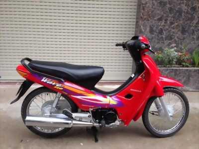 Cần bán xe Wave máy thái màu đỏ cờ đời 2002
