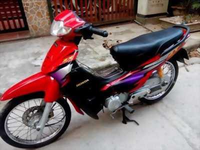 Honda Wave RSX 110 màu đỏ thắng đĩa, cần bán lại giá rẻ.