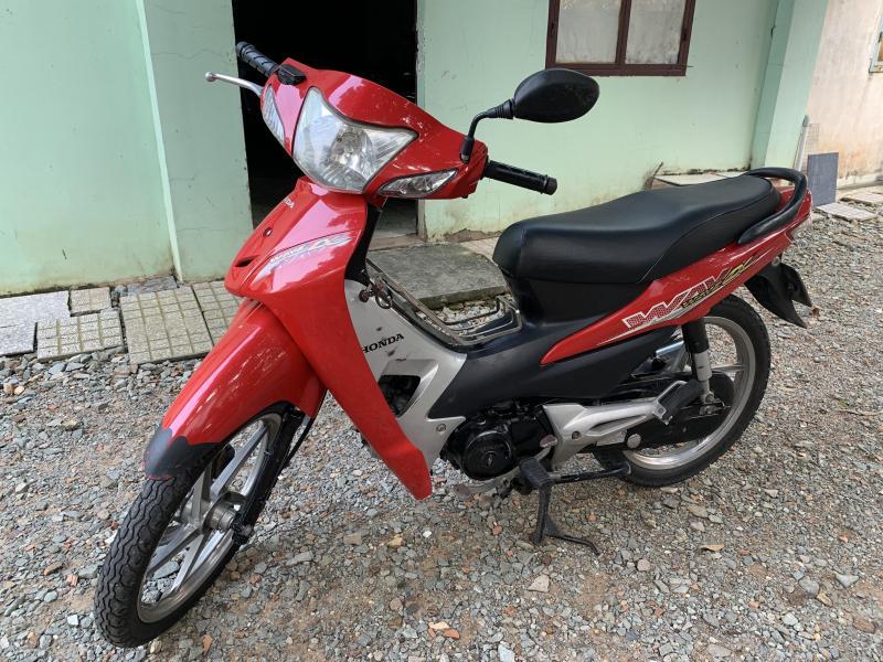 Xe Honda Wave Như Hình