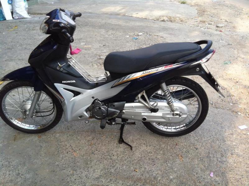 Tôi bán xe Wave S110 biển 5 số Hà Nội 2011