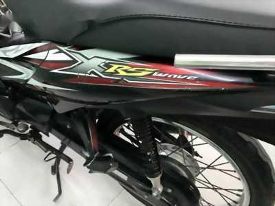 Chính chủ thanh lý xe Honda Wave RSX 110cc đỏ đen bản số thành phố ...