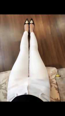 Xả hàng quần kaki nữ ôm