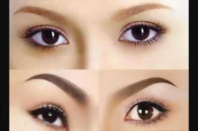 Xăm mắt xăm môi làm nail tại nhà