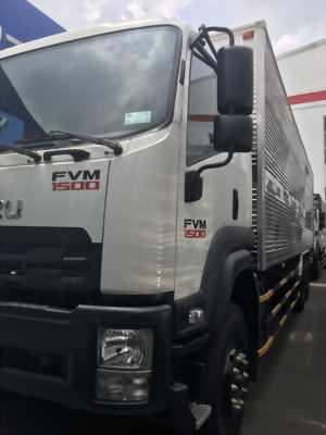 xe tải isuzu 15 tấn FVM34WE4 thùng kín
