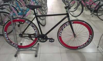 Xe đạp fixed mẫu mới mùa hè 2017.